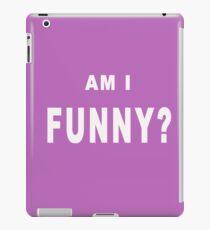 Comedian iPad Case/Skin