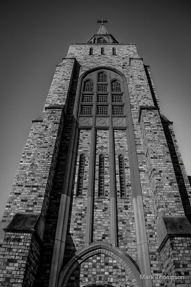 Lismore Church by mark thompson