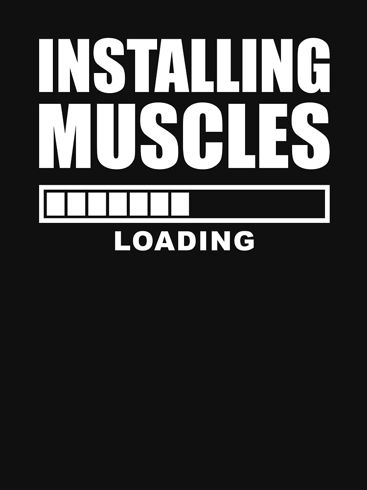 Installing Muscles - Gym Fitness by maniacfitness