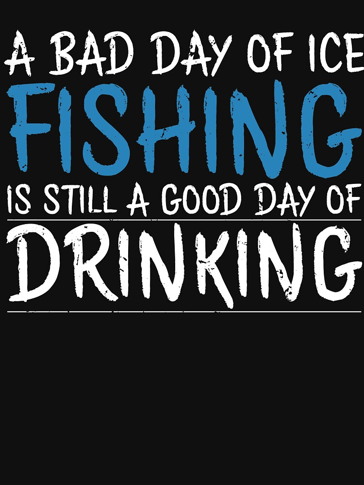 Fishing And Drinking by dealzillas
