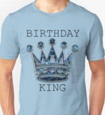 Birthday King Unisex T-Shirt