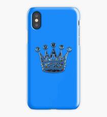 Birthday King iPhone Case