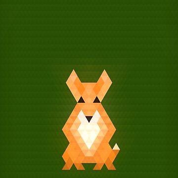 The Fox by Brampf