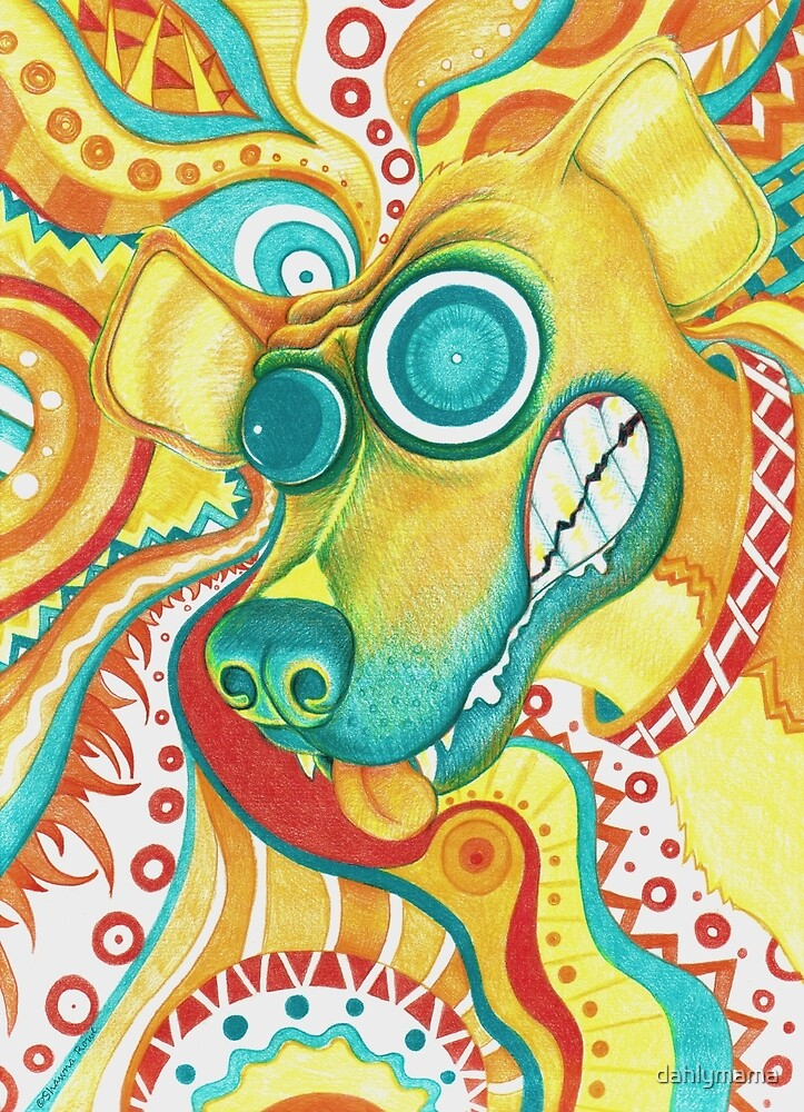 Chaotic Canine by Shawna Rowe