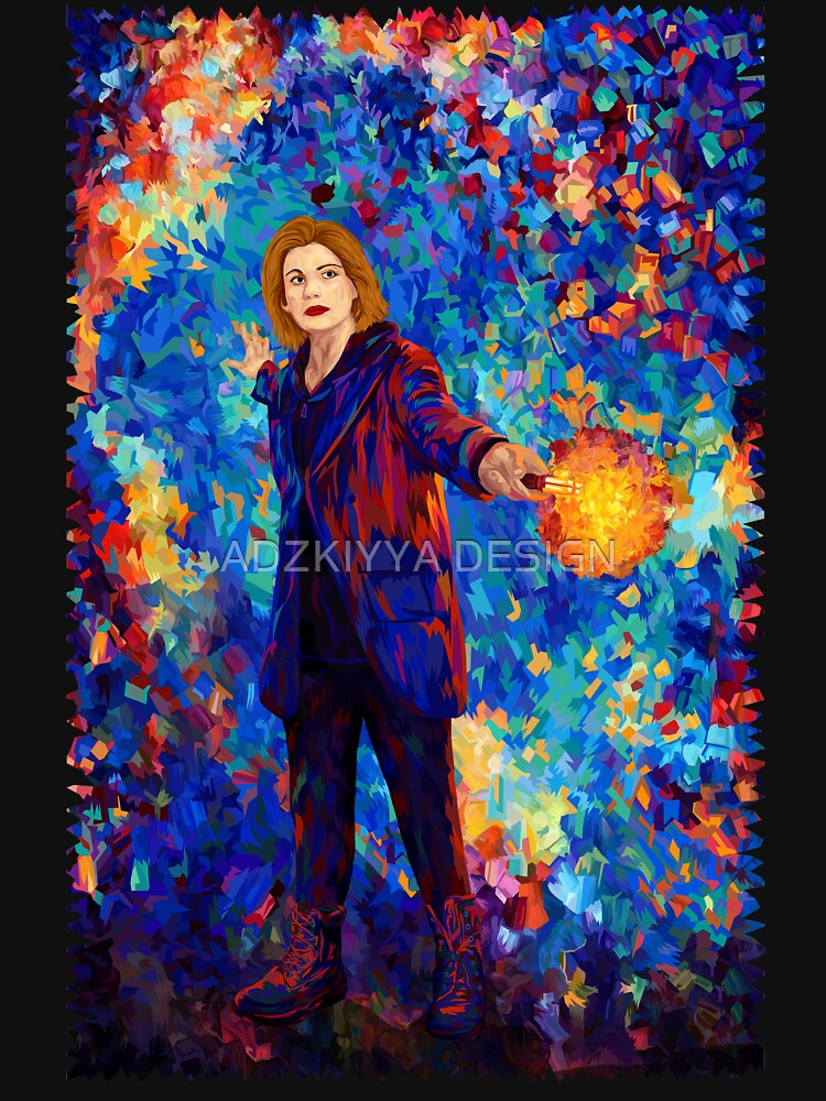 13th doctor Abstract by GreenLight08