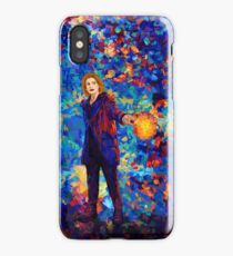 13th doctor Abstract iPhone Case/Skin