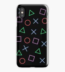 4d players iPhone Case/Skin