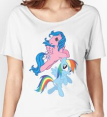 my little pony racing firefly Women's Relaxed Fit T-Shirt