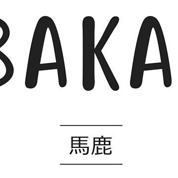 Baka! by yFonteSeca