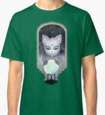Mystic Miku | Crystal Ball & Zodiac | Teal Classic T-Shirt