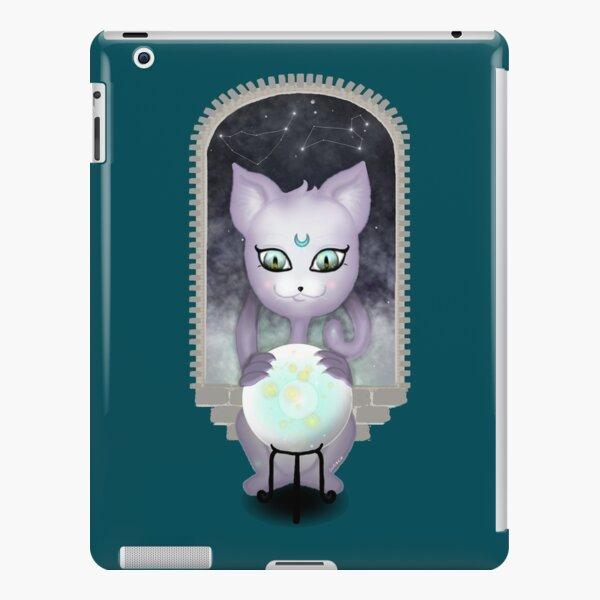 Mystic Miku   Crystal Ball & Zodiac   Teal iPad Snap Case