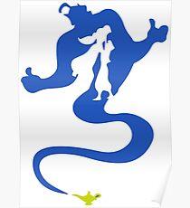 Genio Aladdin Poster