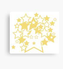Yolo Star Canvas Print