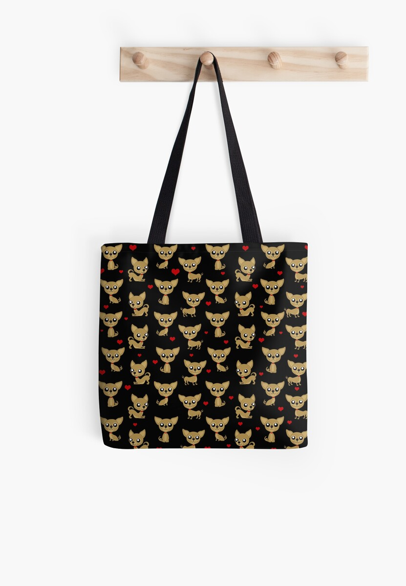 Chihuahua pattern by ValentinaHramov