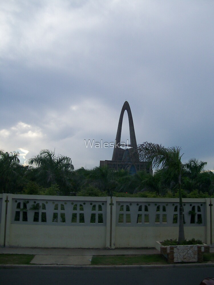 Catholic Cathedral DR by WaleskaL