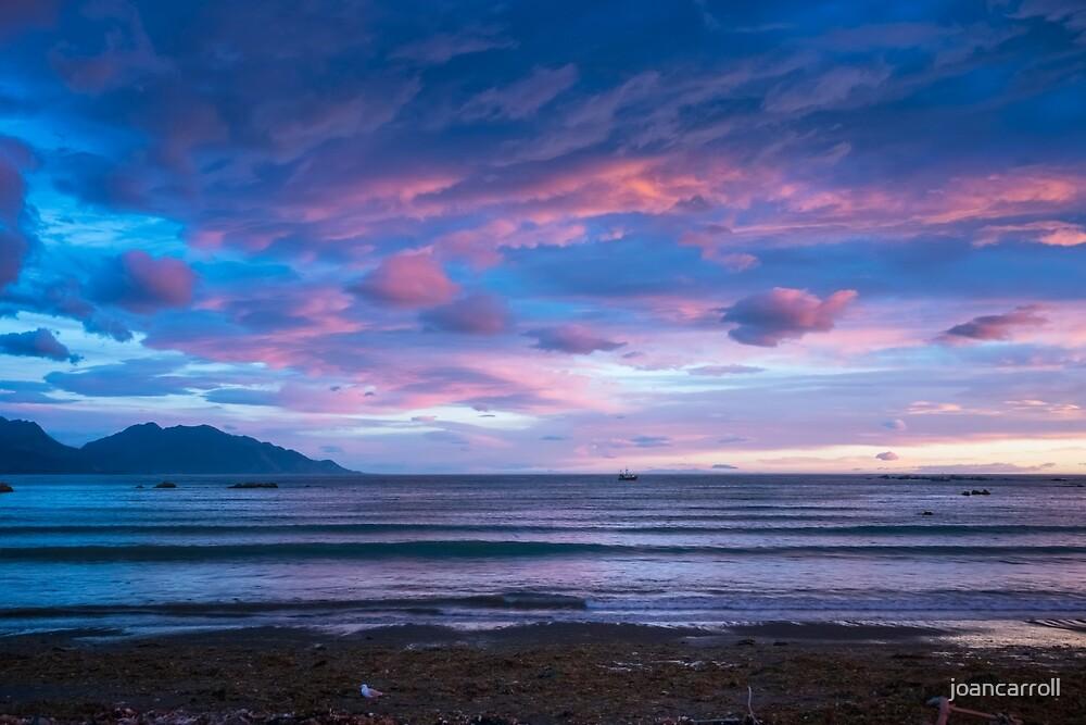 Kaikoura New Zealand Dawn by joancarroll