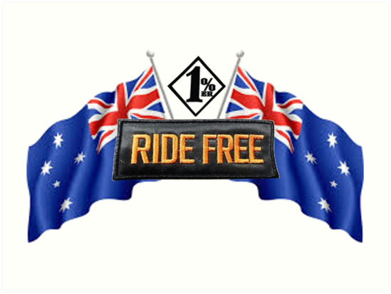1% aussie's ride free 3 by simbatron