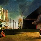 cultural precinct by Matt Mawson