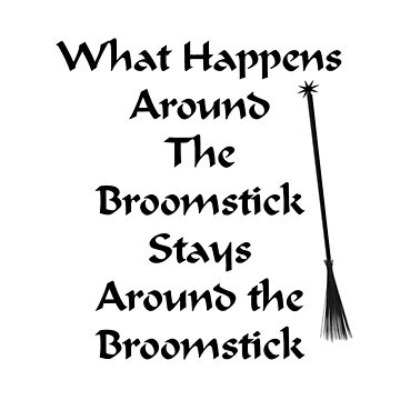 Broomstick by FrankiDee