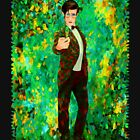 11th Doctor Abstract by ADZKIYYA DESIGN