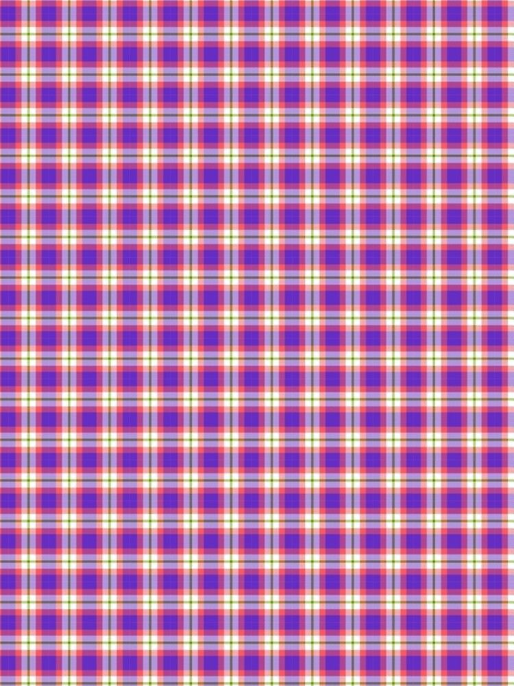 Tartan plaid pattern by igorsin