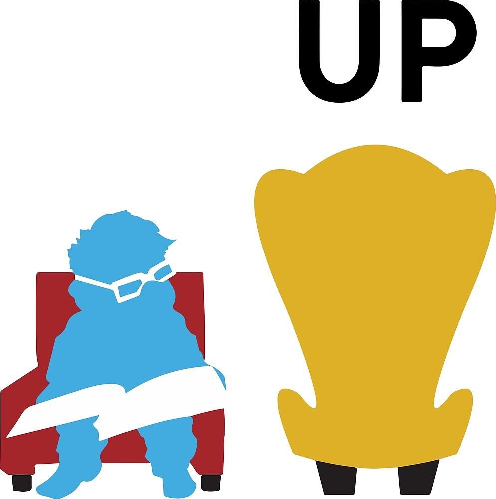 Up by MrPastelDesign