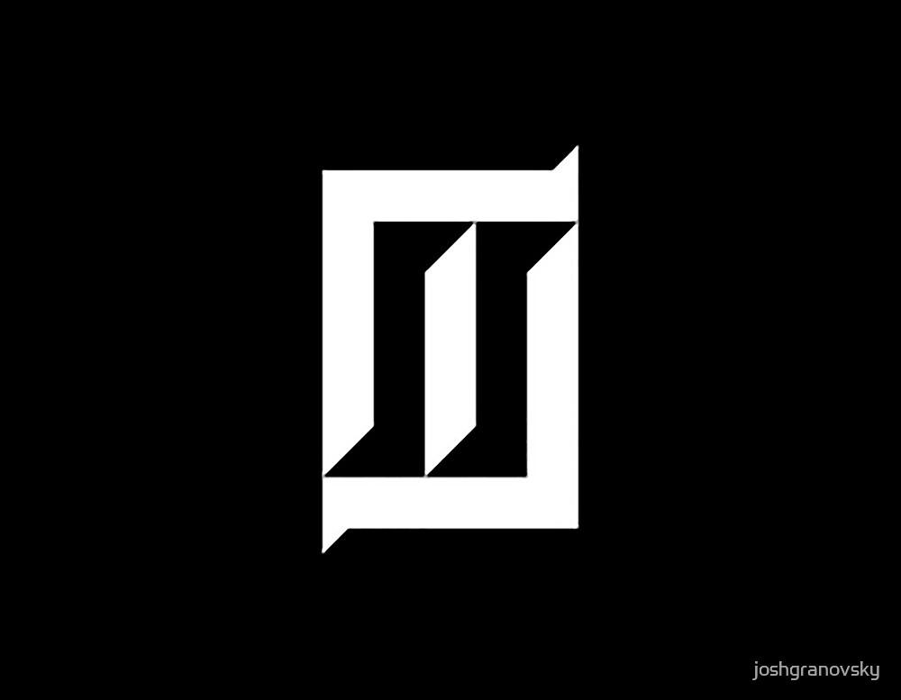 Majid Jordan - A Place Like This Logo by joshgranovsky
