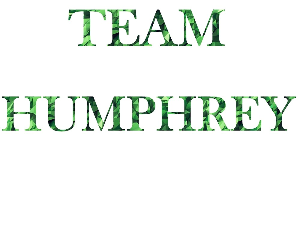 Team Humphrey by catkoebsch
