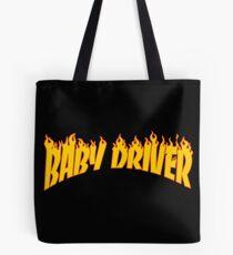 Baby Thrasher Tote Bag
