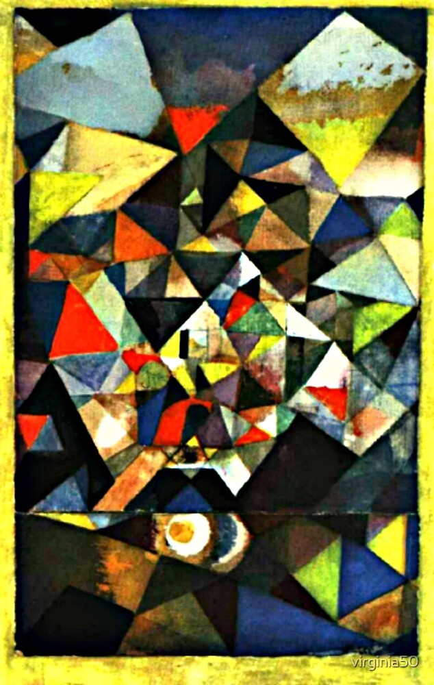 Klee - With the Egg by virginia50