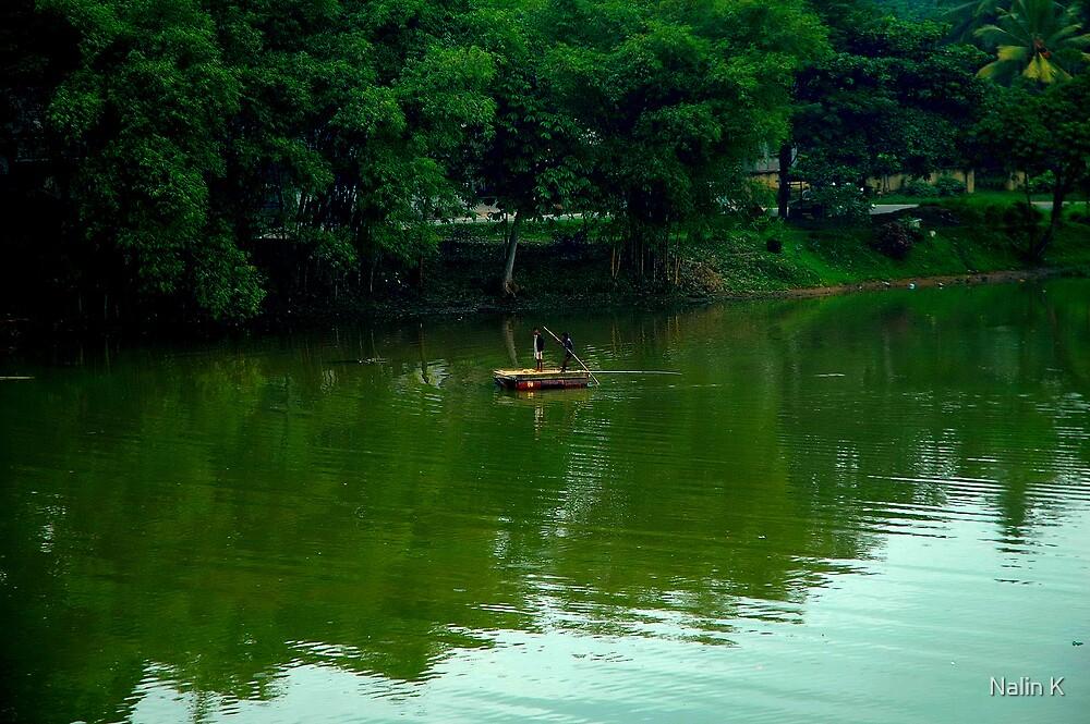 Cross the River. by Nalin K