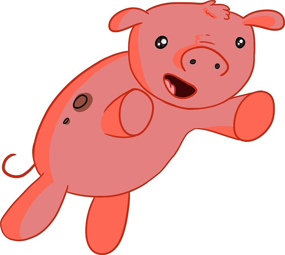 Sir Piggles by MrCrayfish