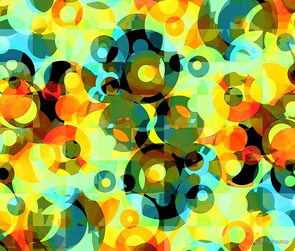 Circles Squared 2 by Shawna Rowe