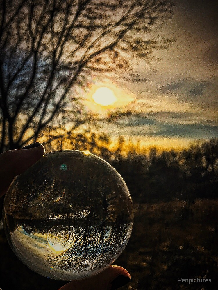 Through the Crystal Ball by Penpictures