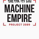 Machine Empire by jgconcepcion