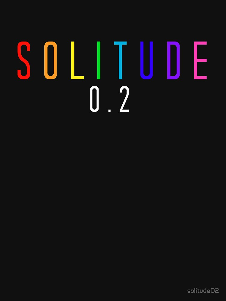Solidtude 0.2 - Chapter 1 by solitude02
