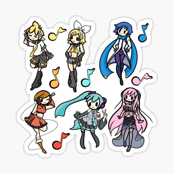 Vocaloids! Sticker