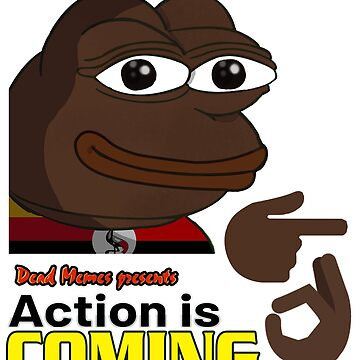 Action Is Coming ZULUL by dankshirtsstore