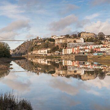 Panoramic Bristol by CarolynEaton
