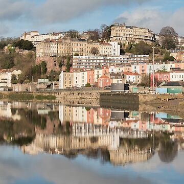 Clifton and Hotwells, Bristol by CarolynEaton