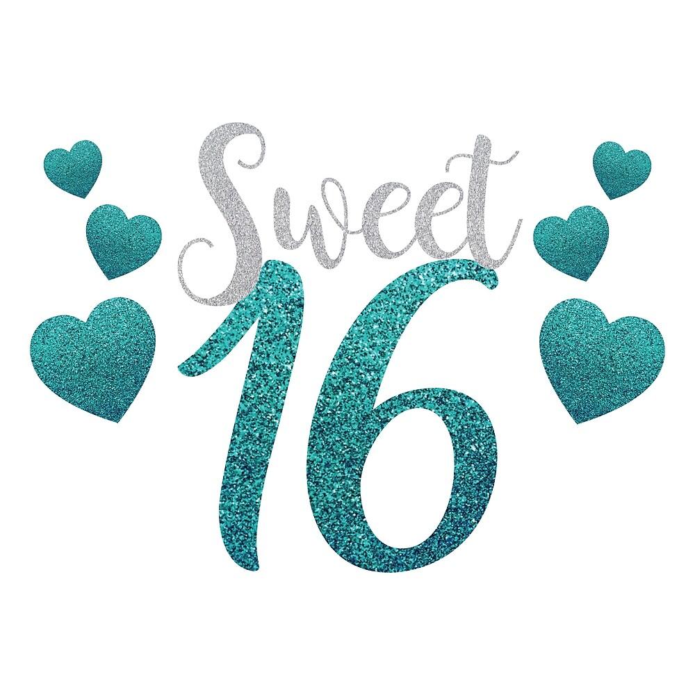 Sweet sixteen by phskulmshirt