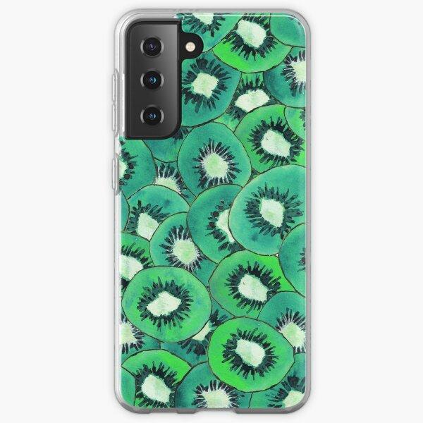Kiwi-style Samsung Galaxy Soft Case