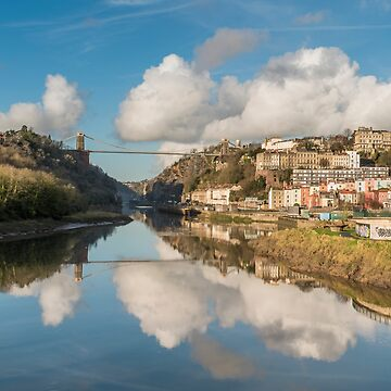 Clifton Suspension Bridge, Bristol by CarolynEaton