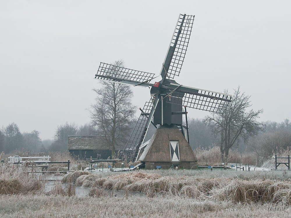 "Mill "" de Wicher "" by Minne"
