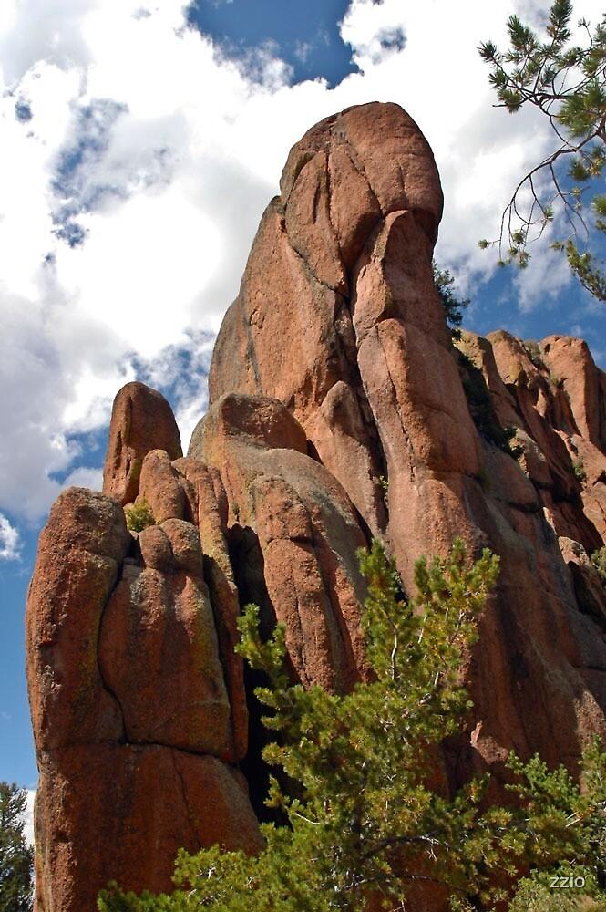 Red Rocks by zzio
