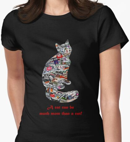 A cat can be much more than a cat! T-Shirt