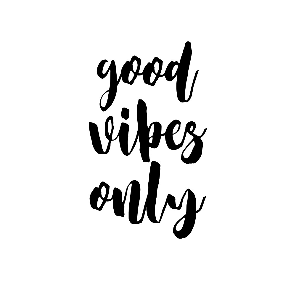 Good Vibes by Adele Mawhinney