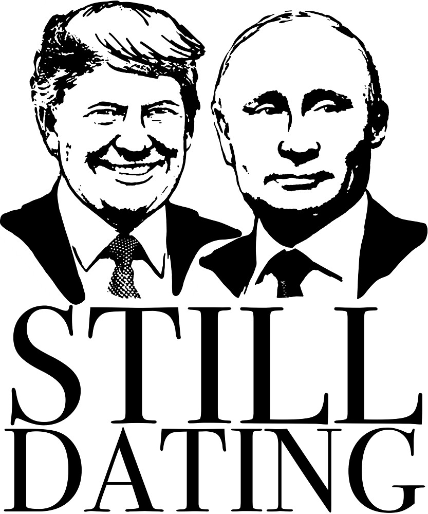 Trump and Putin still dating by MichaelRellov