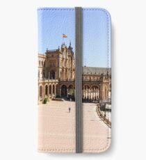 Plaza de Espana iPhone Wallet/Case/Skin