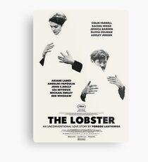 The Lobster Movie Poster Metal Print